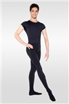 So Danca Men's Seamed Opaque Tights