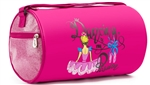 Sassi Designs DMP-05 Dancing is My Passion Duffel - You Go Girl Dancewear