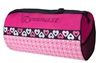 Sassi Designs DTZ-02GYM Dotz n Hearts Medium Roll Duffel with Gymnast