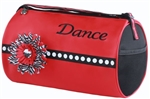 Sassi Designs SCR-02 Scarlet Small Roll Dance Duffel