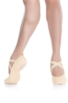 So Danca Verde Child and Adult Stretch Canvas Split Sole - You Go Girl Dancewear!