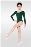 So Danca Adult Long Sleeve Leotard