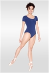 So Danca Adult Classic Short Sleeve Leotard