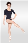 So Danca Adult Half Sleeve Leotard