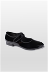 So Danca Adult Velcro Closure Tap Shoe