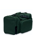 "Sassi Designs SD627-DkGrn 27"" Square Duffel - Dark Green"