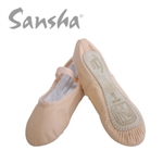 Sansha Star Full Sole Canvas Ballet - 14L - You Go Girl Dancewear