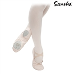 Sansha Silhouette Soft Ballet Shoe - You Go Girl Dancewear