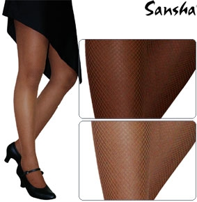 57c937f2c0641 Seamless Fishnet Tights - You Go Girl Dancewear