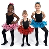 Child Dotted Tutu Skirt - You Go Girl Dancewear