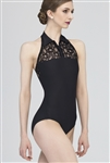 Wear Moi Adult Halter Microfiber Leotard