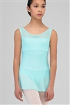 Wear Moi Youth Tank Style Dress w/ Lace Detail