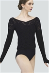 Wear Moi Adult Lace-Like Knitted Acrylic Sweater