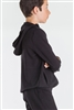 Wear Moi Mens Polyamide Hooded Warm-Up Jacket