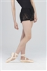 Wear Moi Youth Lace-Like Knitted Acrylic Shorts