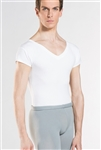 Wear Moi Mens Short Sleeve V-Neck Shirt