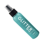 Yofi Hair and Body Glitter Spray - Columbia Blue