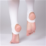 You Go Girl Footed Stirrup Tights for Girls