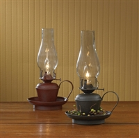 Black Oil Lamp