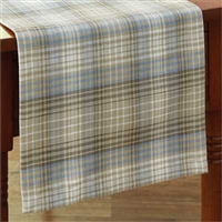 Prairie Wood Table Runner 36""