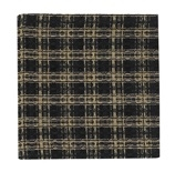 Sturbridge Black Dishcloth