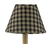 Sturbridge Black Lamp Shade 10""
