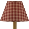 Sturbridge Wine Lamp Shade 14""