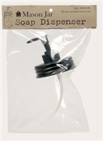 Mason Jar Soap or Lotion Dispenser Replacement Hand Pump