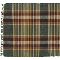 Wood River Table Runner 54""