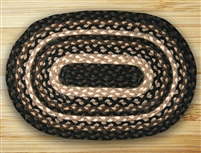 Braided Jute Oval Placemat