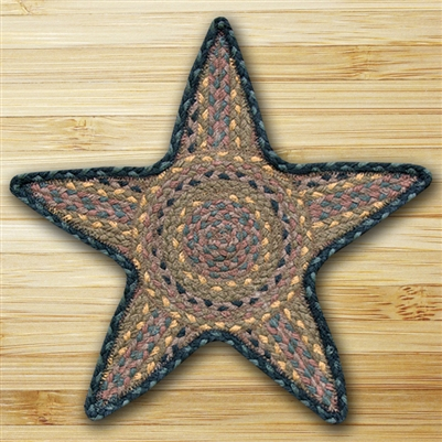 Braided Star Trivet