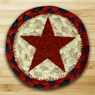 Red Star Coaster - Set of 4