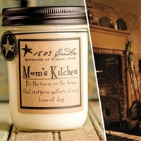 Mom's Kitchen 1803 Soy 14 oz Jar Candle