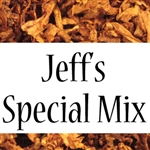 Jeff's Special Mix Tobacco Flavor E-Liquid