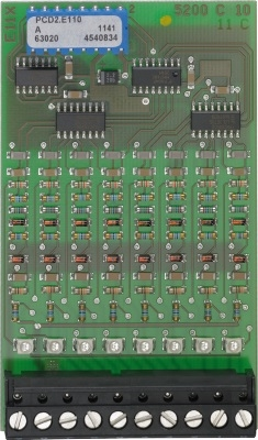 Saia PCD2.E110 Digital Input Modul