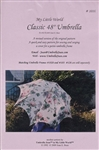 "Classic 48"" Umbrella Pattern"
