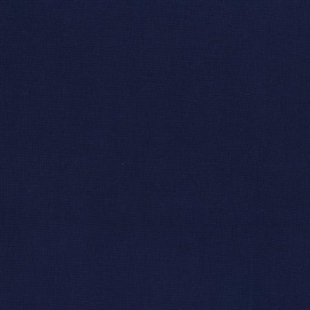 "Solid Navy Cotton Fabric - 44/45"" wide"