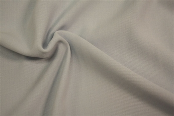 "Sky Blue Wool Twill Suiting, 60"" wide"