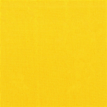 "Solid ""Marigold"" Cotton Fabric - 44/45"" wide"
