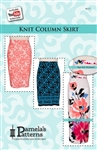 The Knit Column Skirt