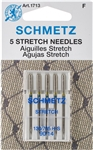 Stretch Needles, package of 5