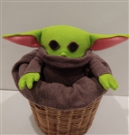 Baby Yoda Workshop