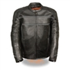 Men's Reflective Band and Piper Scooter Jacket