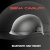 Calvary Bluetooth Half Helmet with Sena 4.1