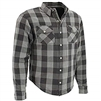 Speed & Strength Black Nine Moto Flannel Shirt