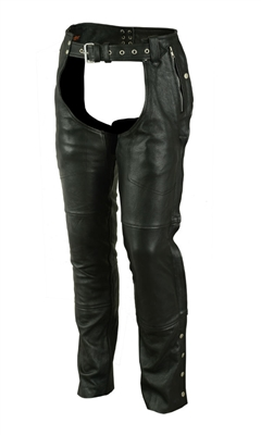 Unisex Double Deep Pocket Insulated Chaps.