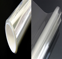 Safety Security Clear Film (60in X 100ft Roll)