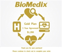 PADnet Service Renewal - Gold Plan