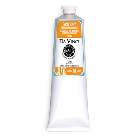 (10) Cadmium Orange (150mL Fast Dry Oil Paint)