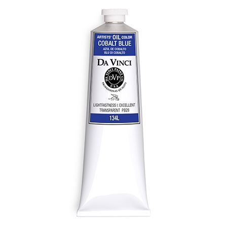 (26) Cobalt Blue (150mL Oil Paint)